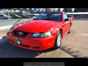 Used 2003 FORD MUSTANG BH600518 for Sale