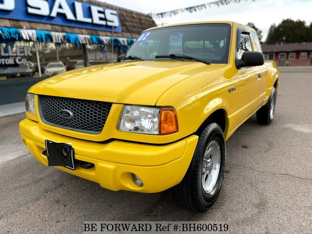 Used 2002 FORD RANGER BH600519 for Sale