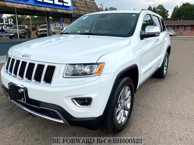 Used 2014 JEEP GRAND CHEROKEE BH600523 for Sale