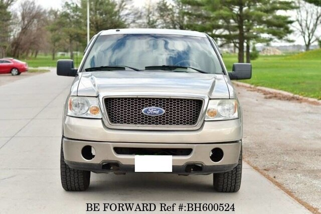 Used 2006 FORD F150 BH600524 for Sale