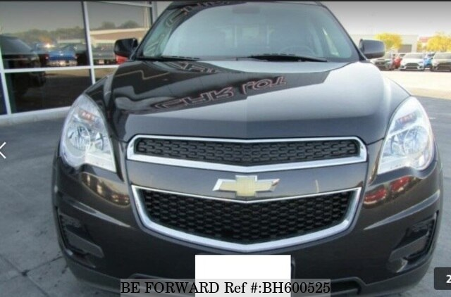 Used 2015 CHEVROLET EQUINOX BH600525 for Sale