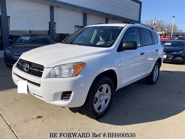 Used 2011 TOYOTA RAV4 BH600530 for Sale