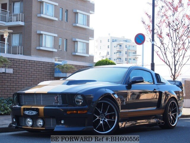 Used 2008 FORD MUSTANG BH600556 for Sale
