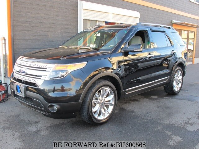 Used 2012 FORD EXPLORER BH600568 for Sale