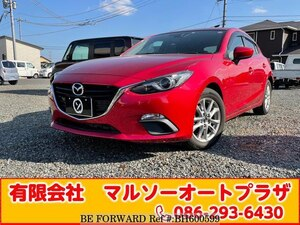 Used 2014 MAZDA AXELA SPORT BH600599 for Sale