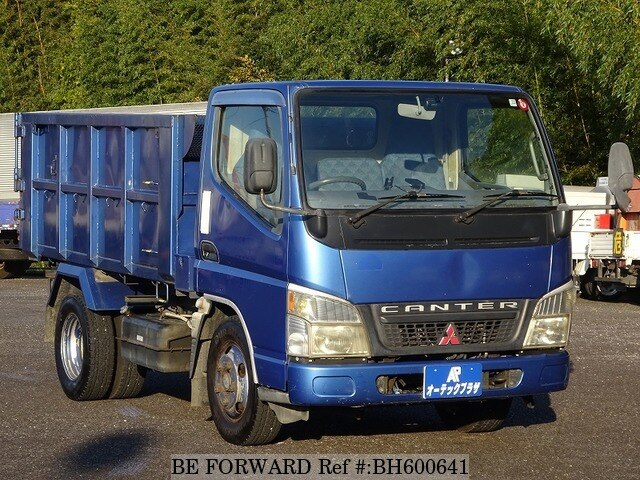 Used 2003 MITSUBISHI FUSO CANTER BH600641 for Sale