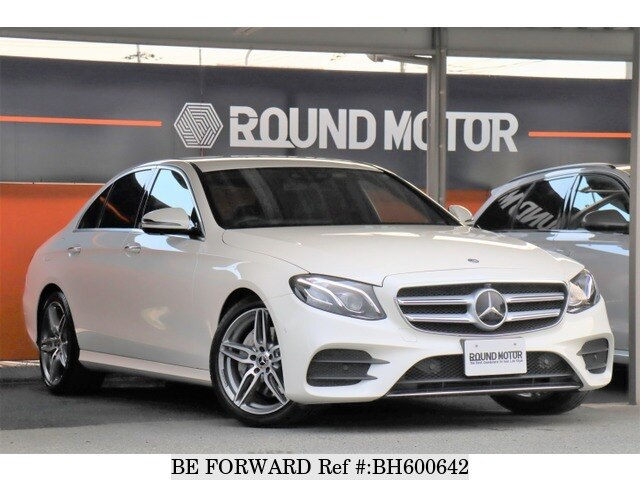 Used 2017 MERCEDES-BENZ E-CLASS BH600642 for Sale