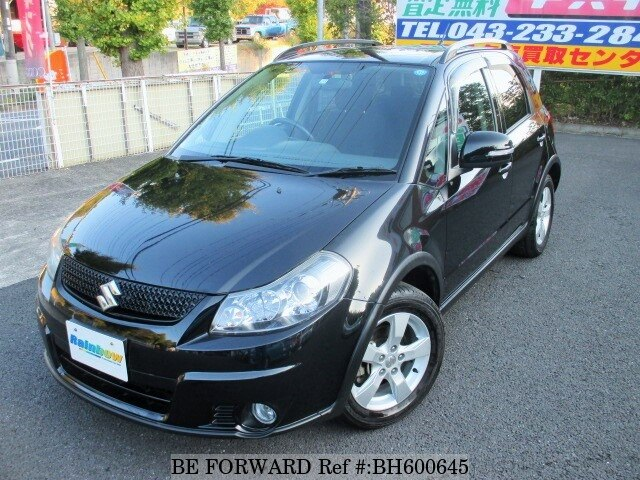 Used 2011 SUZUKI SX4 BH600645 for Sale
