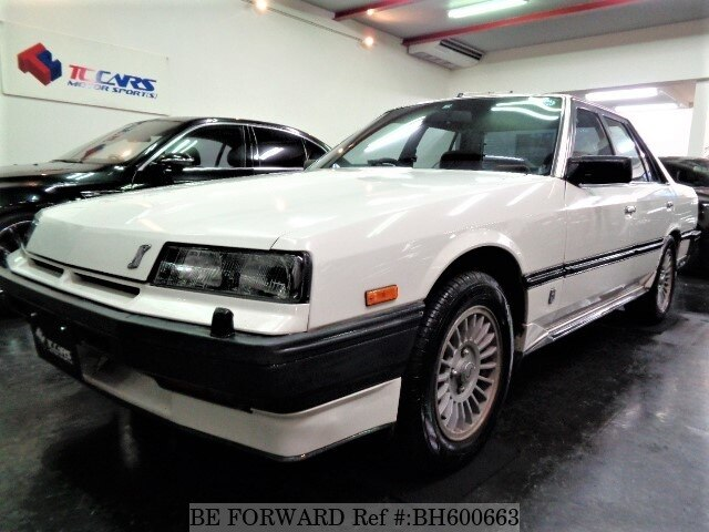 Used 1983 NISSAN SKYLINE BH600663 for Sale