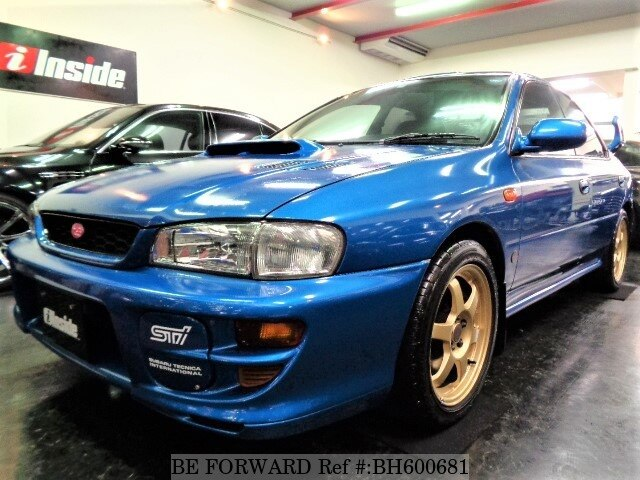 Used 1999 SUBARU IMPREZA WRX BH600681 for Sale