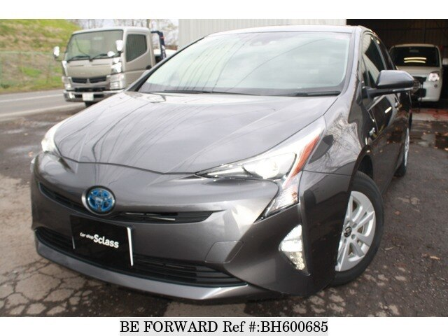 Used 2016 TOYOTA PRIUS BH600685 for Sale