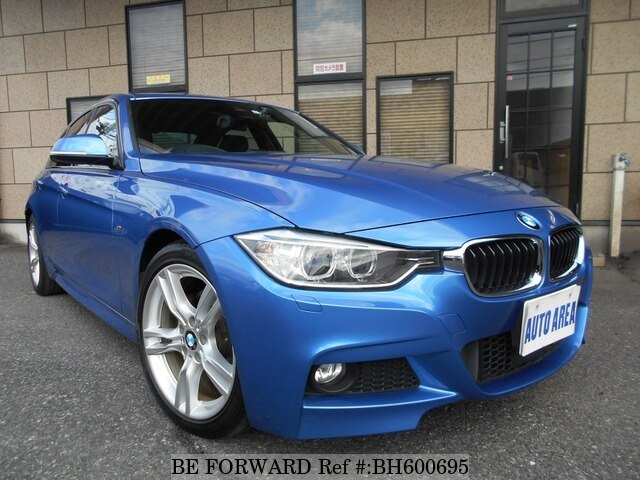 Used 2014 BMW 3 SERIES BH600695 for Sale