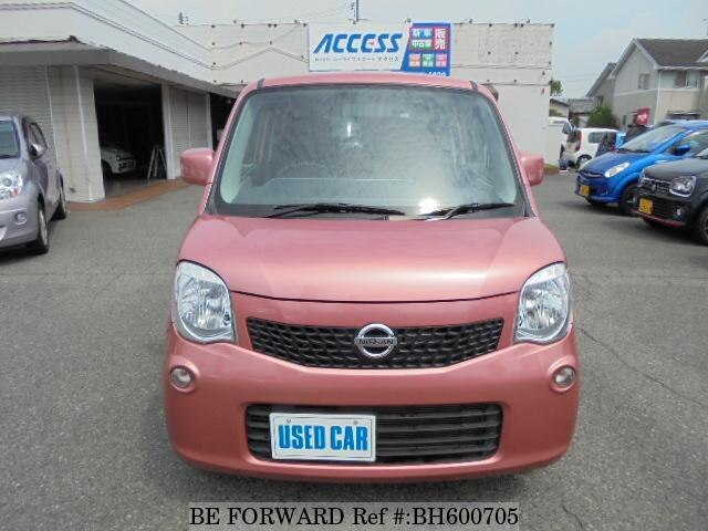 Used 2014 NISSAN MOCO BH600705 for Sale