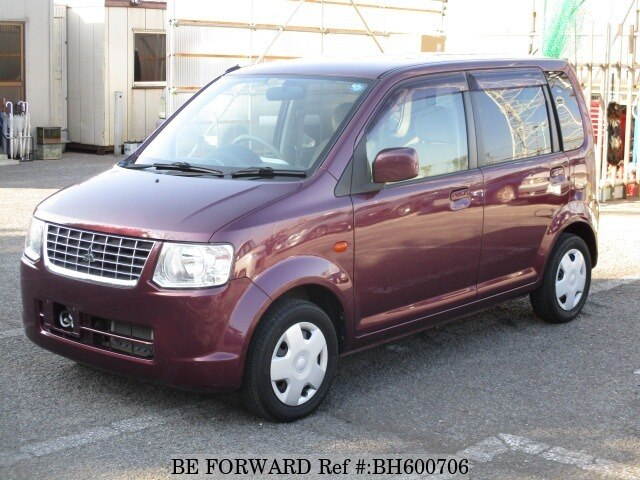 Used 2009 MITSUBISHI EK WAGON BH600706 for Sale