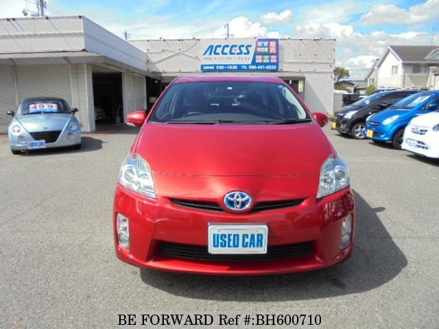 Used 2010 TOYOTA PRIUS BH600710 for Sale