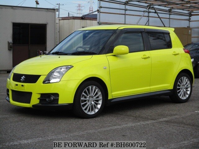 Used 2006 SUZUKI SWIFT BH600722 for Sale