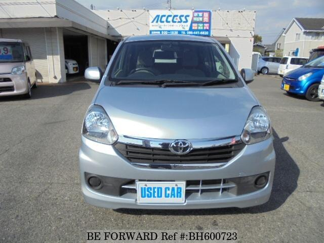 Used 2013 TOYOTA PIXIS EPOCH BH600723 for Sale