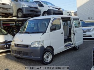Used 2011 TOYOTA TOWNACE VAN BH600730 for Sale