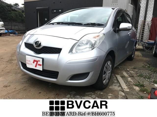 Used 2010 TOYOTA VITZ BH600775 for Sale