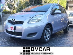 Used 2008 TOYOTA VITZ BH600778 for Sale