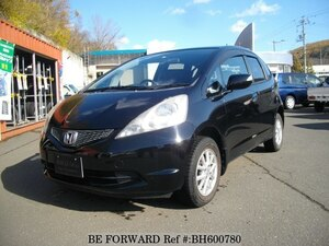 Used 2008 HONDA FIT BH600780 for Sale