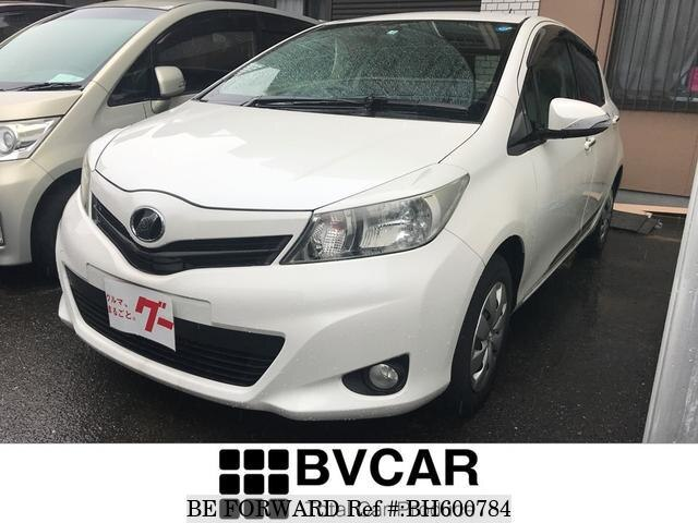 Used 2011 TOYOTA VITZ BH600784 for Sale