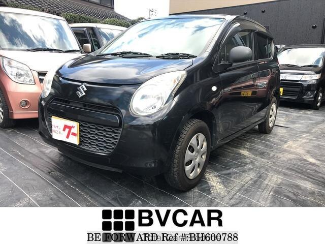 Used 2012 SUZUKI ALTO BH600788 for Sale