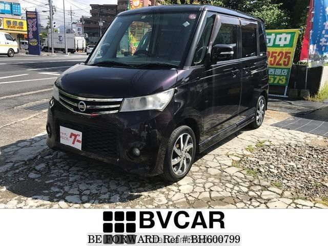 Used 2011 NISSAN ROOX BH600799 for Sale