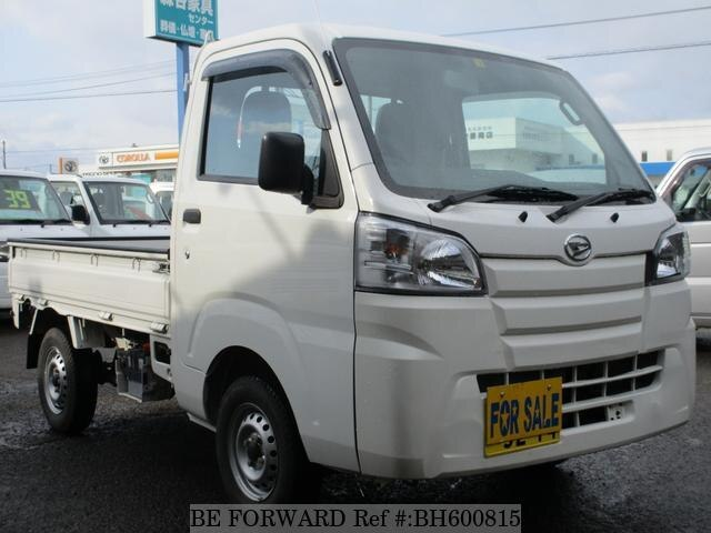 Used 2018 DAIHATSU HIJET TRUCK BH600815 for Sale