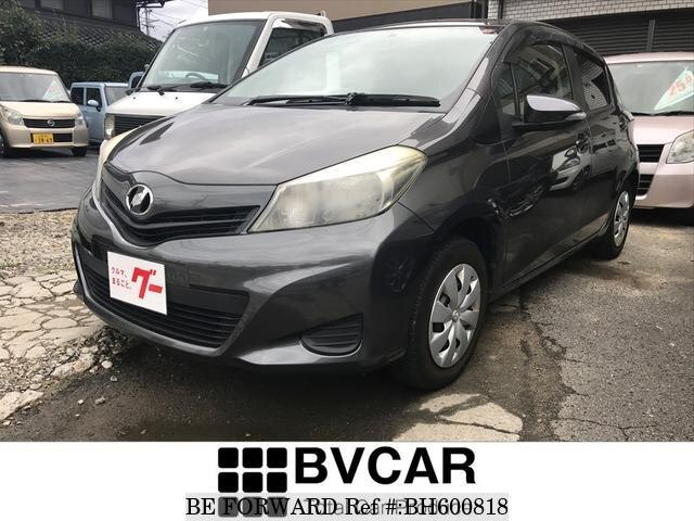 Used 2011 TOYOTA VITZ BH600818 for Sale