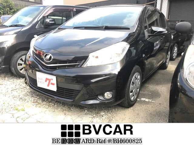 Used 2012 TOYOTA VITZ BH600825 for Sale