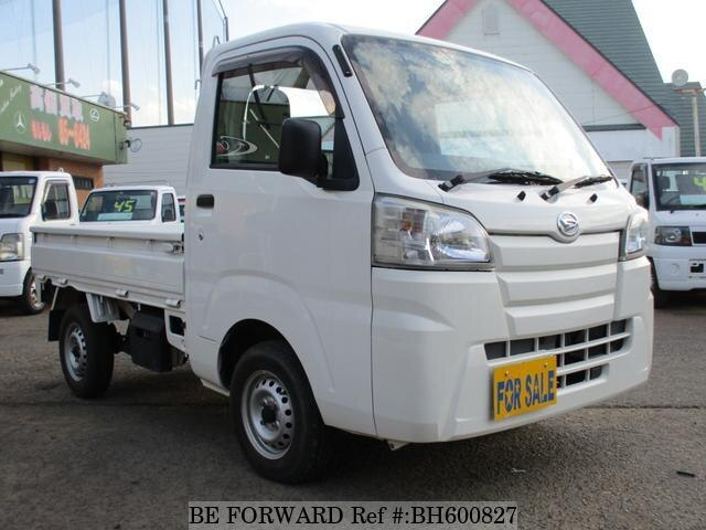 Used 2014 DAIHATSU HIJET TRUCK BH600827 for Sale