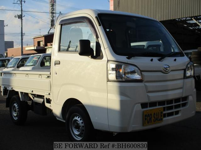 Used 2014 DAIHATSU HIJET TRUCK BH600830 for Sale