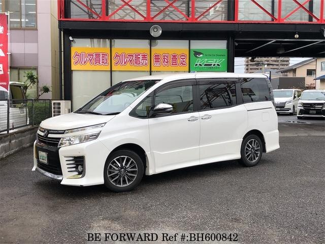 Used 2016 TOYOTA VOXY BH600842 for Sale