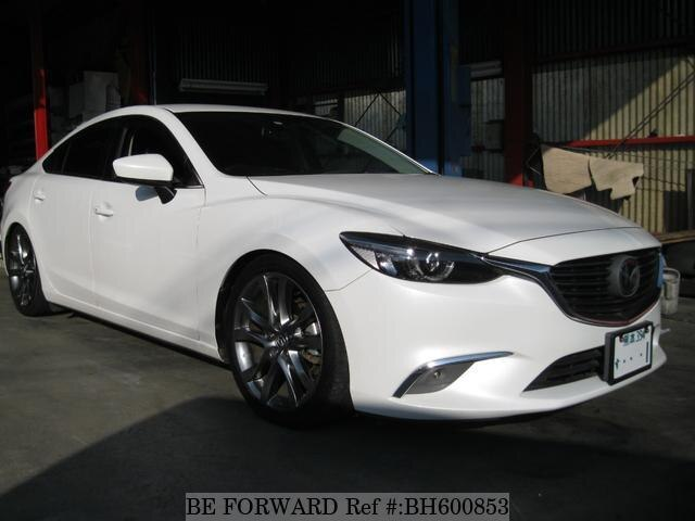 Used 2015 MAZDA ATENZA BH600853 for Sale