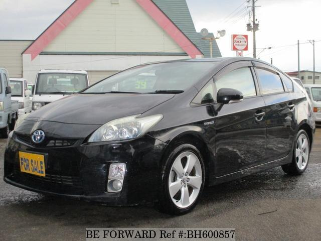 Used 2009 TOYOTA PRIUS BH600857 for Sale