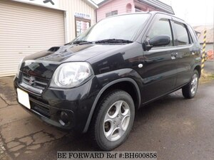 Used 2008 SUZUKI KEI BH600858 for Sale