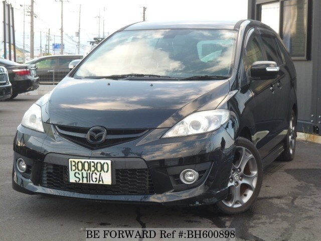 Used 2009 MAZDA PREMACY BH600898 for Sale