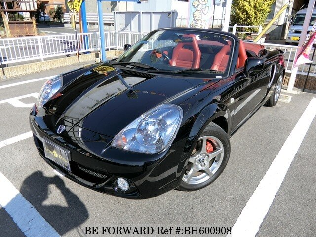 Used 2007 TOYOTA MR-S BH600908 for Sale