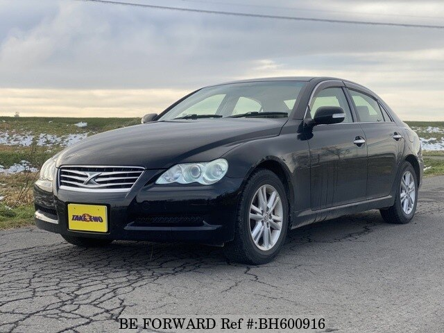 Used 2007 TOYOTA MARK X BH600916 for Sale