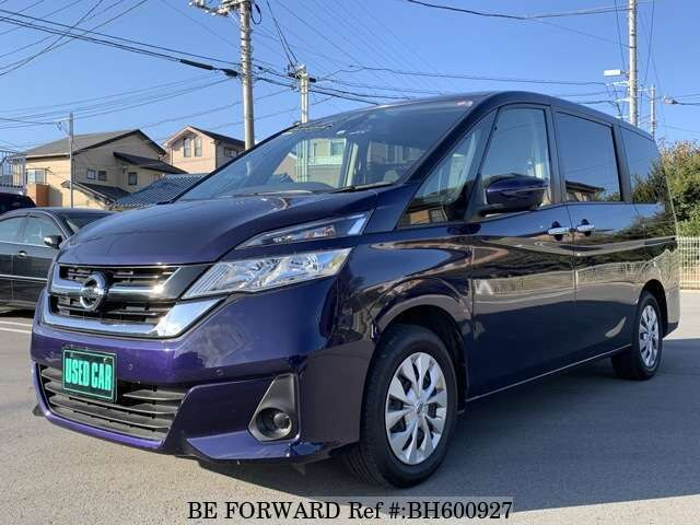Used 2018 NISSAN SERENA BH600927 for Sale