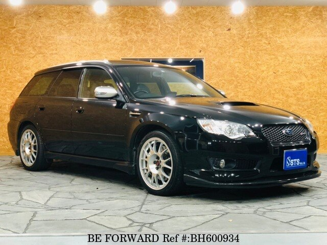 Used 2008 SUBARU LEGACY TOURING WAGON BH600934 for Sale
