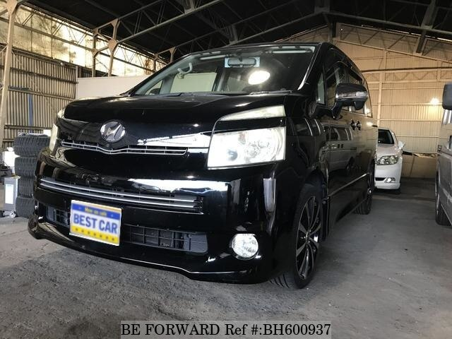 Used 2009 TOYOTA VOXY BH600937 for Sale