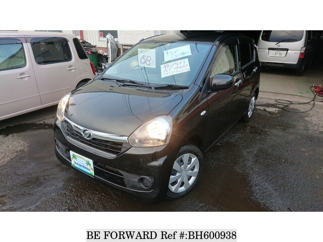 Used 2015 DAIHATSU MIRA ES BH600938 for Sale