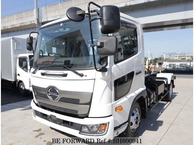 Used 2019 HINO RANGER BH600941 for Sale