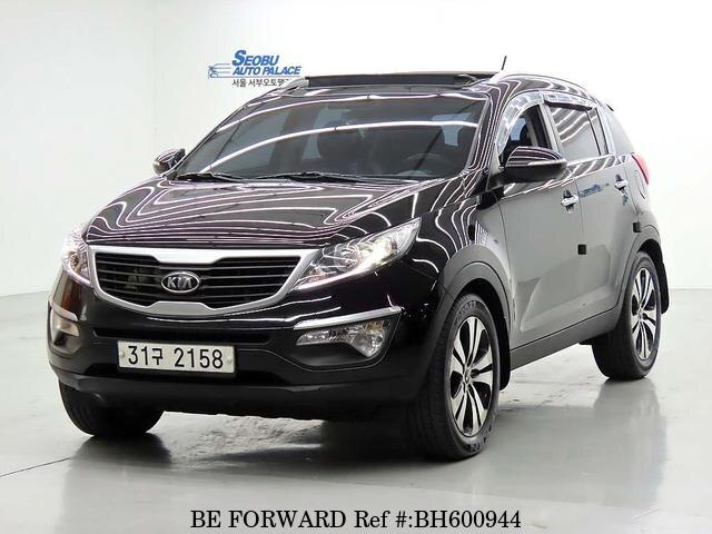 Used 2011 KIA SPORTAGE BH600944 for Sale