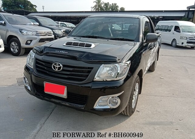 Used 2014 TOYOTA HILUX BH600949 for Sale