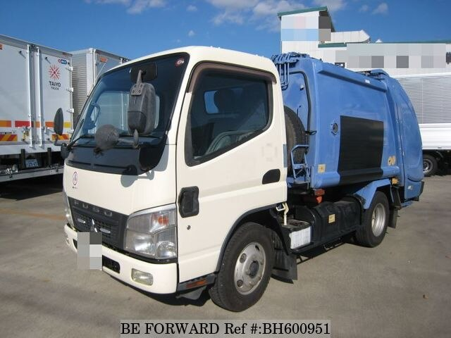 Used 2009 MITSUBISHI CANTER BH600951 for Sale
