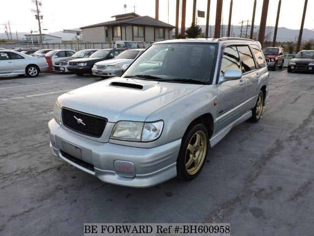 Used 2001 SUBARU FORESTER BH600958 for Sale