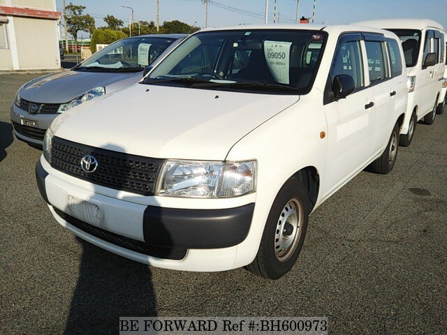 Used 2013 TOYOTA PROBOX BH600973 for Sale